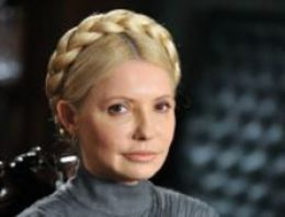 Timoşenko'yu serbest bırakacak kanuna ret