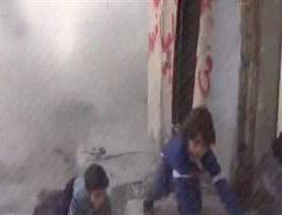 Suriye'den kan donduran görüntü