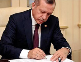 Bir şok operasyon da Erdoğan'dan!