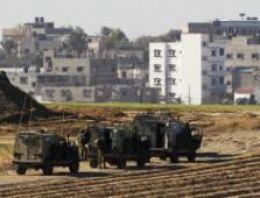 İsrail Filistin'e saldırmaya devam ediyor!