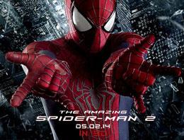 Örümcek Adam 2'nin fragmanı yayınlandı