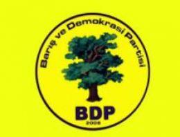 BDP'den saldırıya kınama geldi!