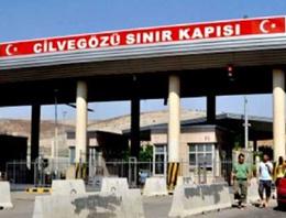 Cilvegözü sınır kapısı kapatıldı SON DAKİKA