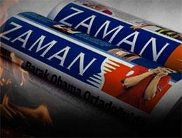 Zaman Gazetesi yakana 5 yıl hapis!