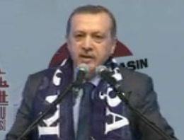 Başbakan Erdoğan'dan tuzluk göndermesi