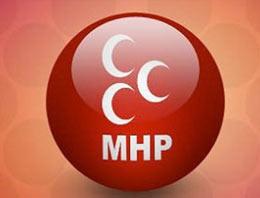 Seçime 5 kala MHP'nin adayı çekildi!