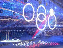 Olimpiyatları Türk firma aydınlatıyor