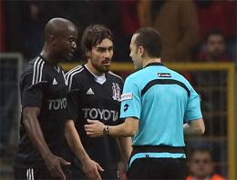 Galatasaray: 1 - Beşiktaş: 0 (Derbinin skoru belli oldu)