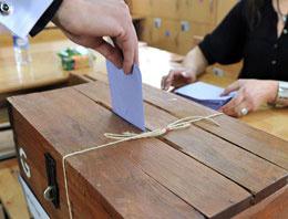 Manisa Gördes seçim sonuçları 2014