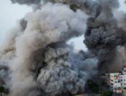 Mısır ordusu Gazze tünellerini bombaladı
