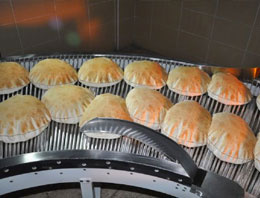 Suriyelilere özel'Tayyib' markalı ekmek