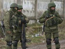 Ukraynalı askerlerden şok başvuru!