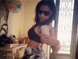 Nicki Minaj'ın popo selfie'si olay oldu!
