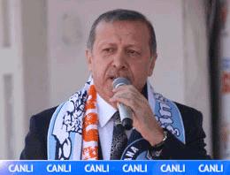 Erdoğan'dan Gülen'e: 'Ufak at da...'