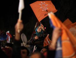 AK Parti'li kadınlara çirkin benzetme!