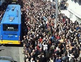 Ankara'da tansiyon düşmüyor!