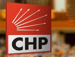 CHP'den müthiş bir kulis haber