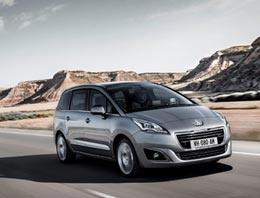 Peugeot 5008 Türkiye'de satışta!
