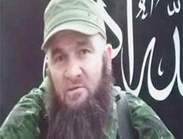 Çeçen savaşçı Umarov öldürüldü