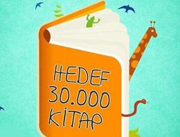 Harran 30.000 kitap bekliyor!