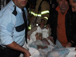 Huzurevinde yangın: 2 ölü 27 yaralı!