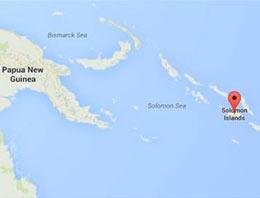 7.6 şiddetinde deprem! Tsunami alarmı verildi