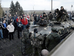 Ukrayna kaptırdığı 2 tankını geri aldı