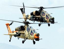 Atak helikopteri için tarihi hafta