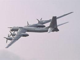 Rusya 2 dev uçakla gözdağı verdi