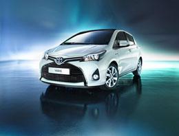 Toyota'nın mayıs fiyatları belli oldu