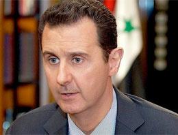 Ve Esad resmen ilan etti