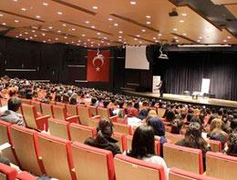 Üniversite adaylarına stand-up tadında eğitim