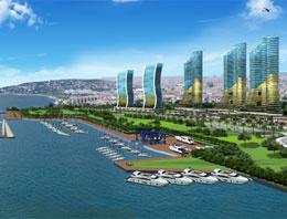 İstanbul Marina'dan %100 prim