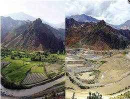 HES inşaatı cenneti çöle döndürdü!