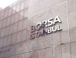 Borsa'dan yılın ilk yarısında yüzde 0,82'lik değer kaybı