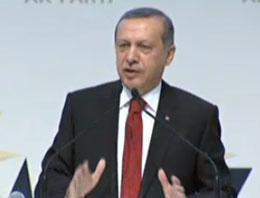 Erdoğan'ın konuşmasında çok önemli mesaj!