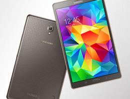 Samsung Galaxy Tab S ne zaman geliyor?