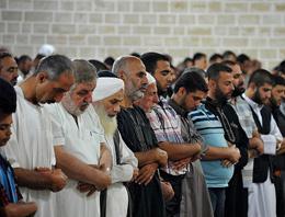Gazze'de teravih namazı korkusu