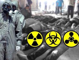 Suriye Ordusundan 'klor gazlı' saldırı