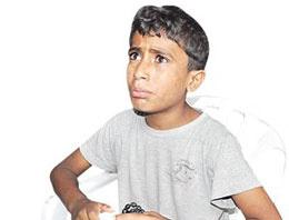 Gazzeli çocuk kardeşinin ölümünü anlattı