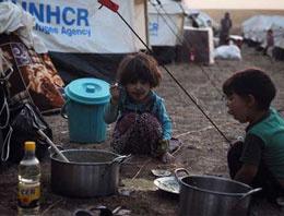 Türkmen çocukların büyük dramı