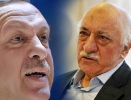Fethullah Gülen'den Erdoğan'a alçak yanıtı