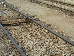 Niğde'de korkunç tren kazası kamerada