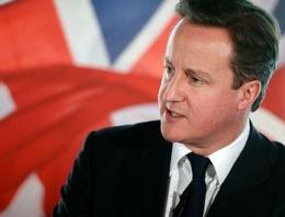 Cameron'dan TSK'yaoperasyon desteği