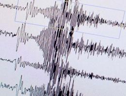 Ankara'da geceyarısı deprem!