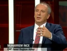 İnce'den Kılıçdaroğlu'na istifa çağrısı