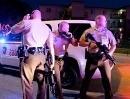 Siyahi genci vuran polisten şoke eden açıklama