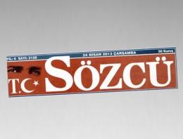 Sözcü'nün Sare Davutoğlu haberi yalan çıktı!
