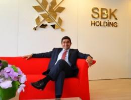 Dev ilaç firması artık SBK Holding'in!