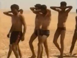 IŞİD 40 Kürt üyesini kurşuna dizdi!